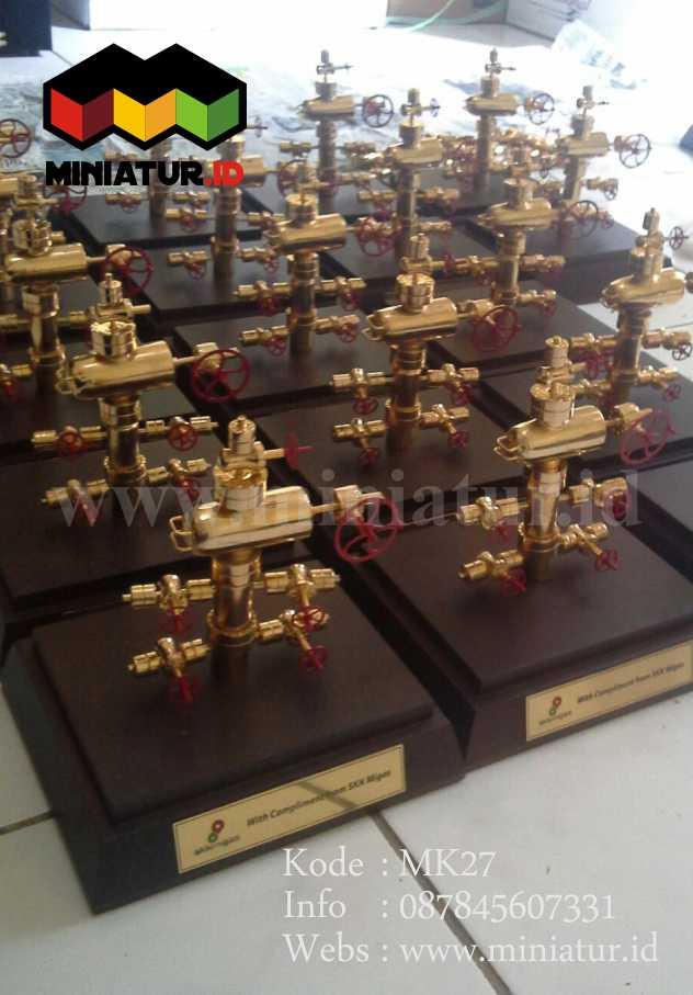 miniatur-welhead