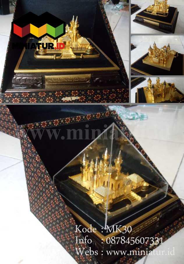 miniatur-masjid
