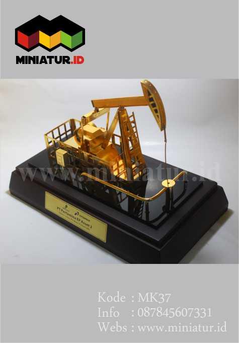 miniatur-angguk