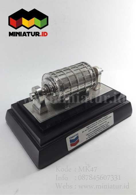 Souvenir Miniatur Turbin