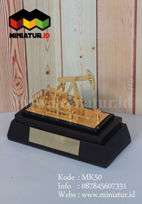 Souvenir Miniatur Angguk