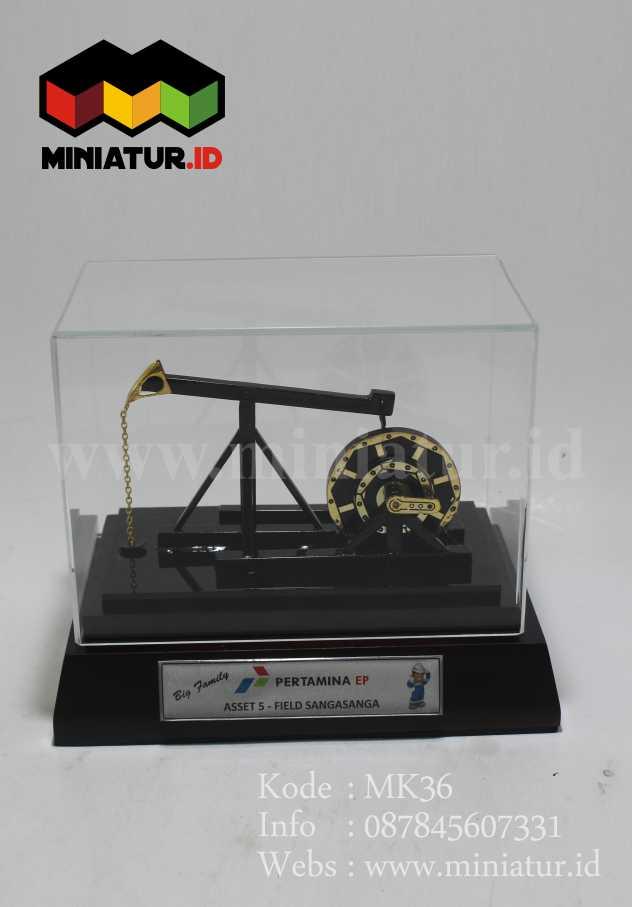 Miniatur Pumping Oil