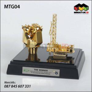 Miniatur Drilling Bits - Drilling & Blasting