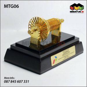 Miniatur Turbin