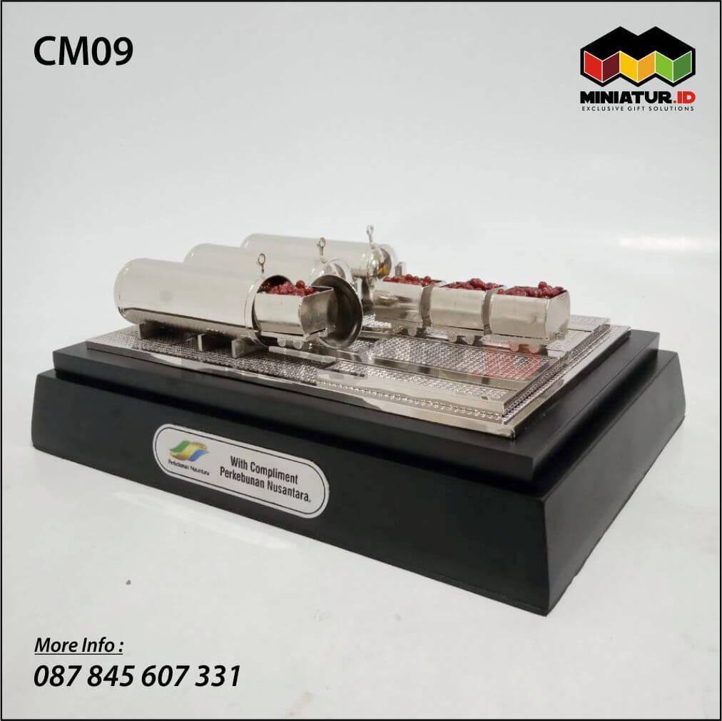 Miniatur Pabrik Perkebunan Nusantara