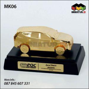 Miniatur Mobil Pajero Sport