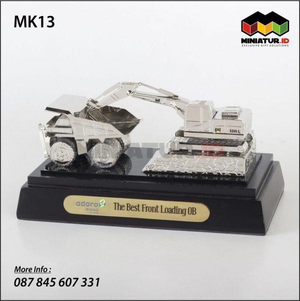 Miniatur Alat Berat Batubara