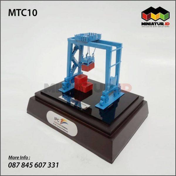 Miniatur Crane RTG IPC